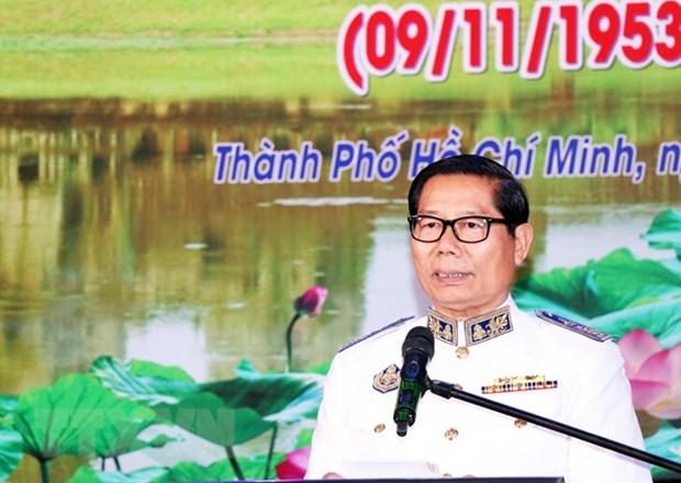 Celebration de la Fete nationale du Cambodge hinh anh 1