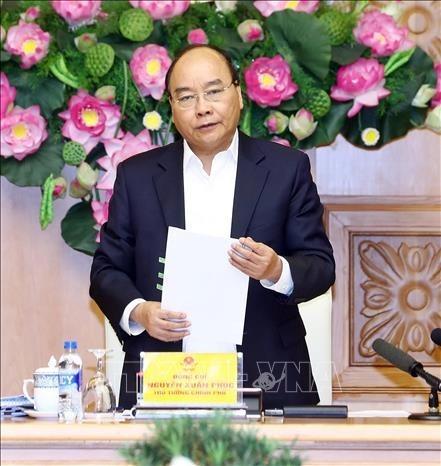 La 1ere reunion du sous comite socio-economique au service du 13e Congres national du Parti hinh anh 1