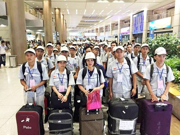 Envoi des travailleurs a l'etranger : l'objectif 2018 d'ores et deja atteint hinh anh 1
