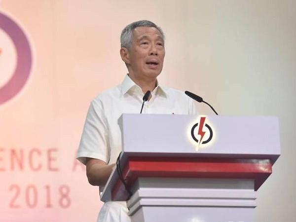 Singapour appelle l'ASEAN a ouvrir son marche et a renforcer l'integration hinh anh 1