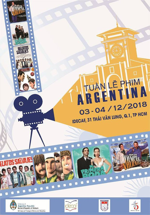 Promotion de la culture argentine a Ho Chi Minh-Ville hinh anh 1