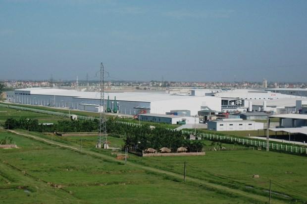 Kien Giang developpe des zones industrielles destinees aux PME hinh anh 1