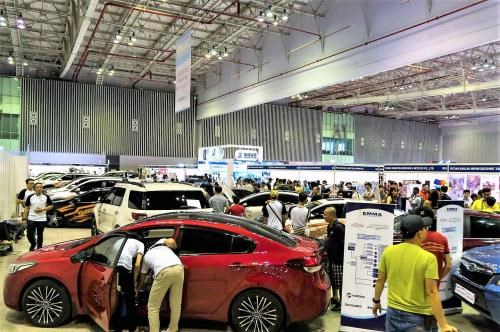 Plus de 300 entreprises a l'exposition Saigon Autotech & Accessories 2019 hinh anh 1