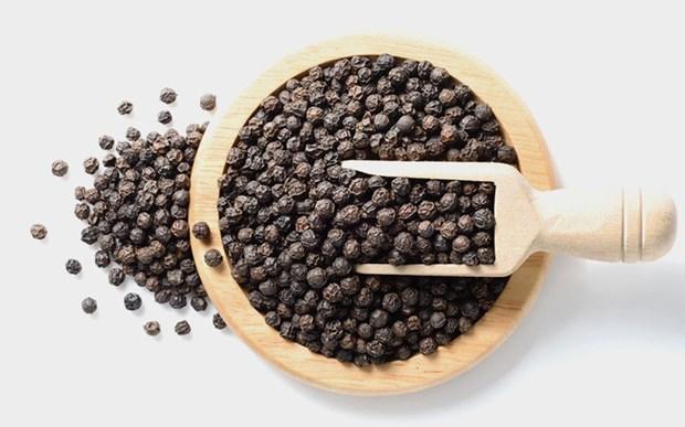 Fort recul du prix a l'export du poivre hinh anh 1