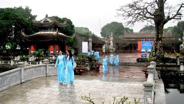 Hai Duong : ouverture de la Fete culturelle et touristique pour saluer le Nouvel An 2019 hinh anh 1