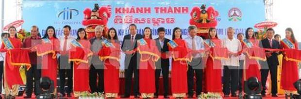 Developpement de la zone economique frontaliere de Khanh Binh hinh anh 1