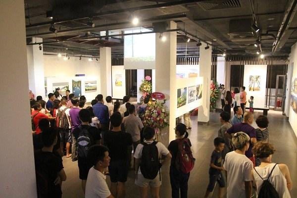 Le Centre d'echanges culturels du vieux quartier de Hanoi hinh anh 2