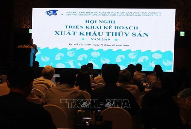 Exportations des produits aquatiques: 10 milliards de dollars comme objectif pour 2019 hinh anh 1