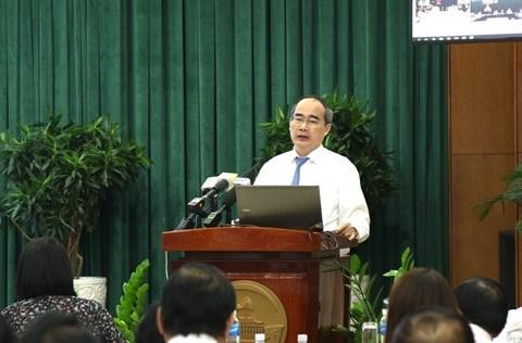 Ho Chi Minh-Ville accelere sa reforme administrative hinh anh 1
