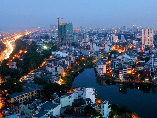 Hanoi, ville pour la paix hinh anh 3