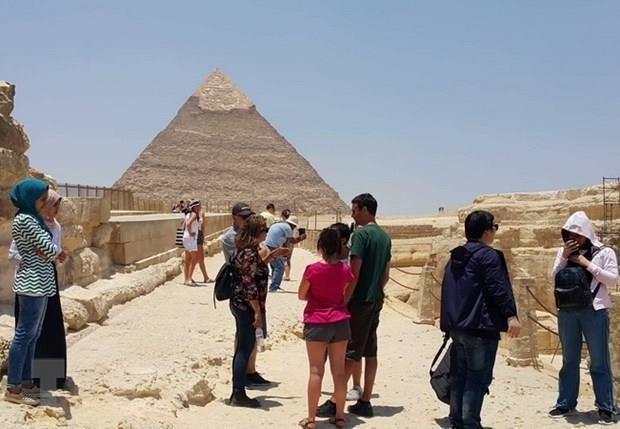 Recommandation aux touristes en Egypte en raison de l'instabilite hinh anh 1