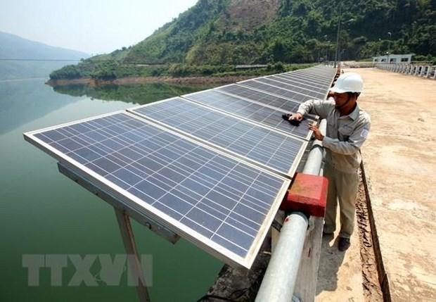 Ba Ria-Vung Tau investit 1.500 milliards de dongs dans les centrales solaires hinh anh 1