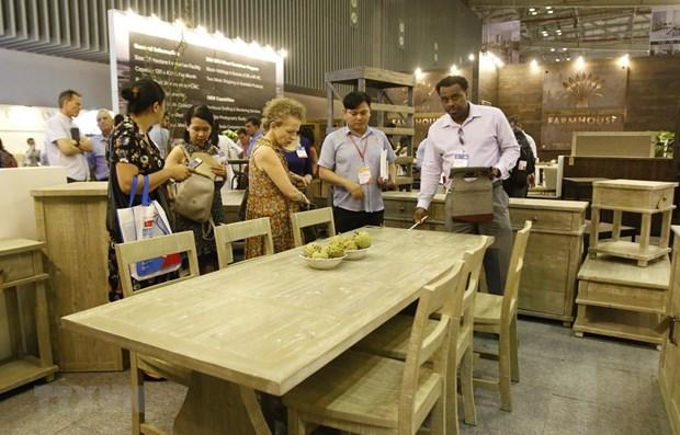 Bonnes exportations de produits de bois et produits derives au 1er trimestre hinh anh 1