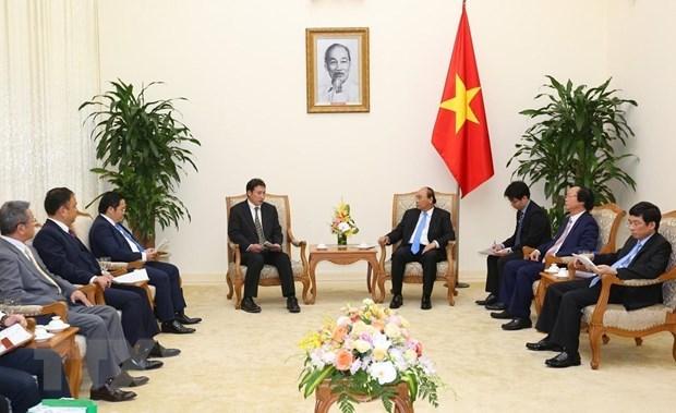 Le Japon soutient Hanoi en matiere de l'environnement hinh anh 1