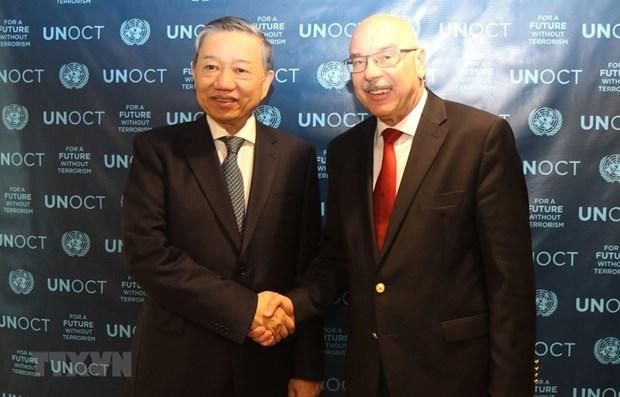 Le Vietnam s'engage a cooperer avec l'ONU dans la lutte contre le terrorisme hinh anh 1