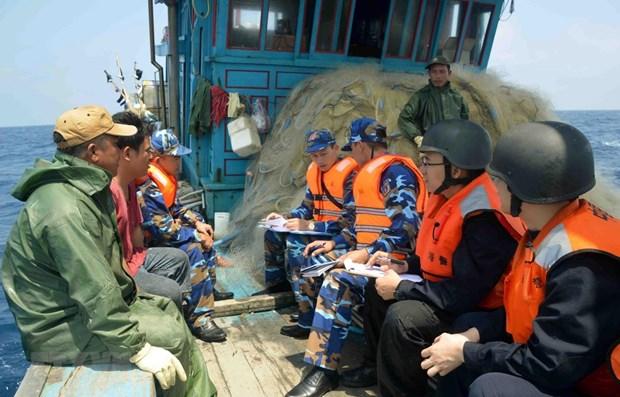 Vietnam et Chine discutent de la cooperation pour le developpement mutuel en mer hinh anh 1