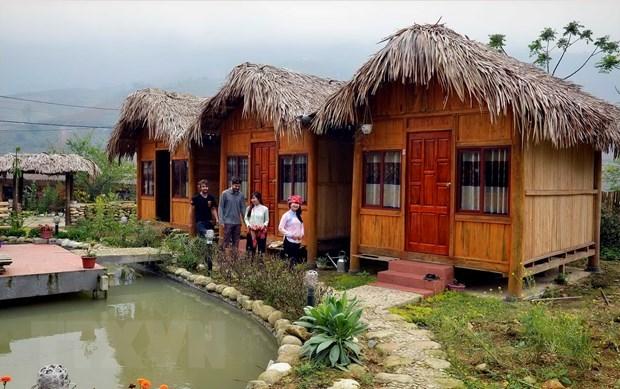 Les maisons d'hotes a Sa Pa attirent de plus en plus de visiteurs hinh anh 1