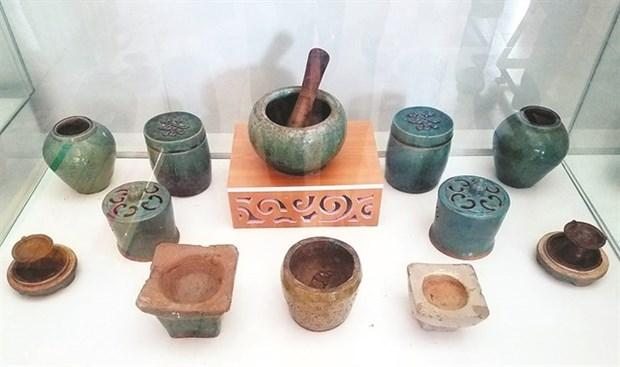 Une exposition presente les arts de la ceramique de Binh Duong hinh anh 1