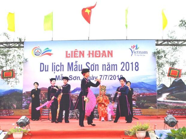Festival touristique de Mau Son : Opportunite de promouvoir le tourisme de Lang Son hinh anh 1