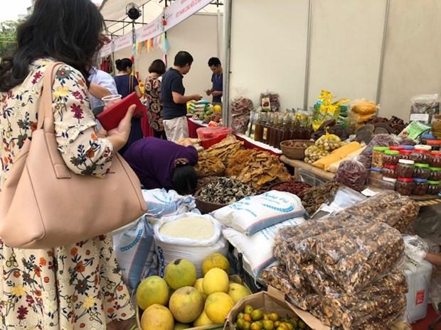 Promotion des produits agricoles et aquatiques du Vietnam en France hinh anh 1