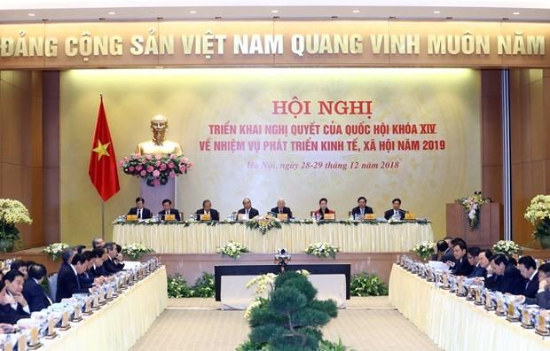 Le Vietnam persiste l'objectif de se figurer dans le top 4 de l'ASEAN hinh anh 1
