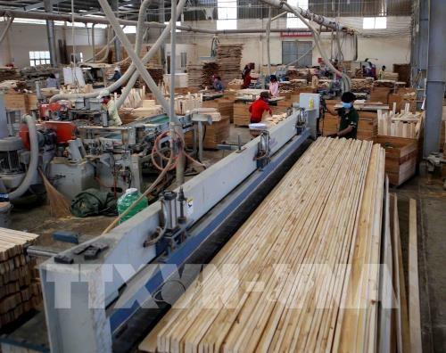 Bois : les Etats-Unis, un marche d'import-export important du Vietnam hinh anh 1