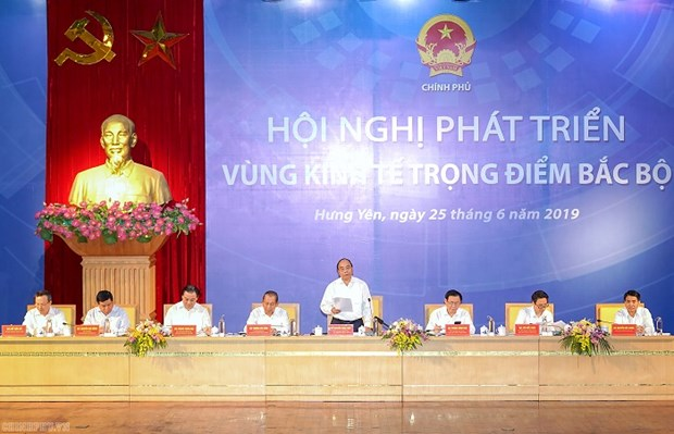 La conference de developpement de la zone economique de pointe du Nord hinh anh 1