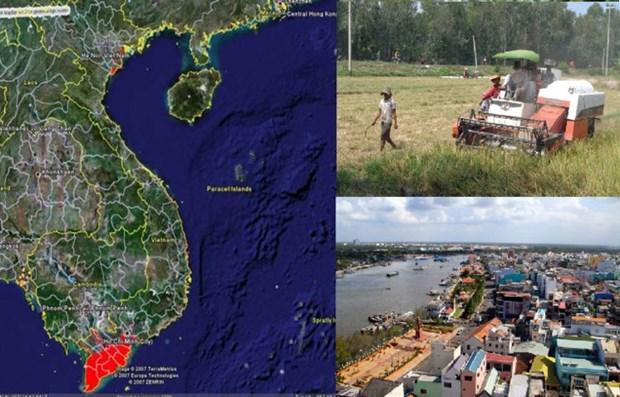 Le delta du Mekong face au changement climatique hinh anh 1