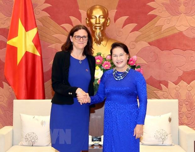 L'EVFTA beneficiera aux habitants et entreprises du Vietnam et de l'UE hinh anh 1