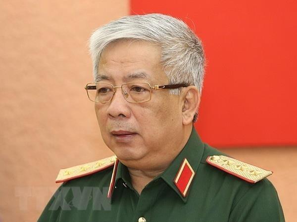 Vietnam et France avancent leur cooperation dans la defense hinh anh 1