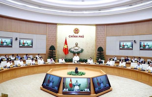 Reunion periodique du gouvernement de juillet 2019 hinh anh 1