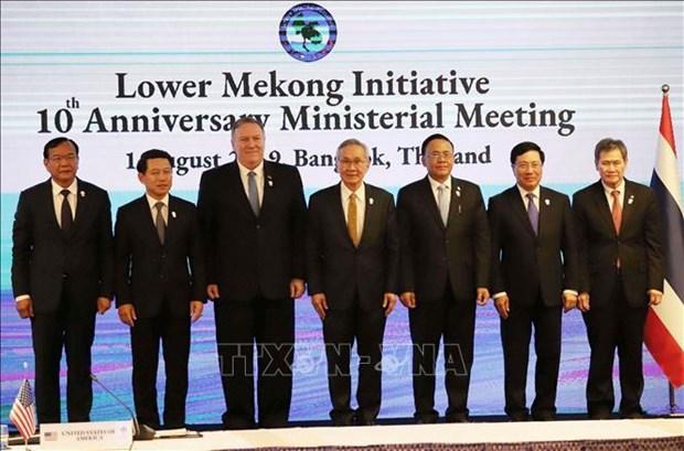Le Vietnam estime les contributions des Etats-Unis au developpement de l'ASEAN hinh anh 1