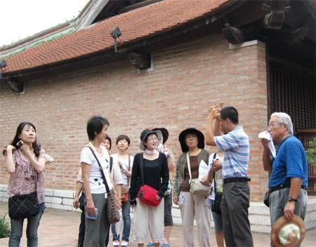 Bien accueillir les touristes japonais a Phu Quoc hinh anh 1