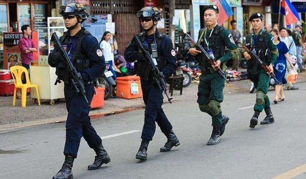 Le PM cambodgien appelle a des efforts communs face au terrorisme hinh anh 1