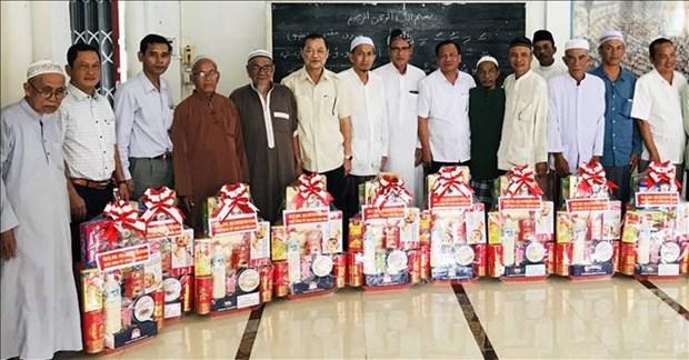 Roya Haji des Cham: les responsables d'An Giang formulent leurs vœux hinh anh 1