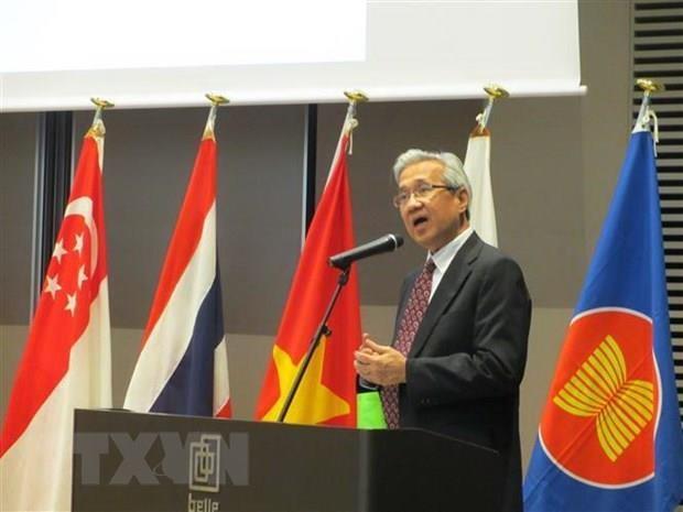 Les tensions commerciales sont un defi pour l'ASEAN hinh anh 1