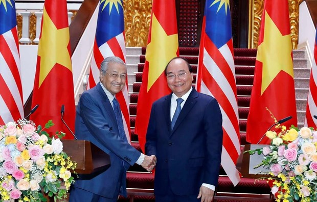 Declaration commune Vietnam - Malaisie hinh anh 1