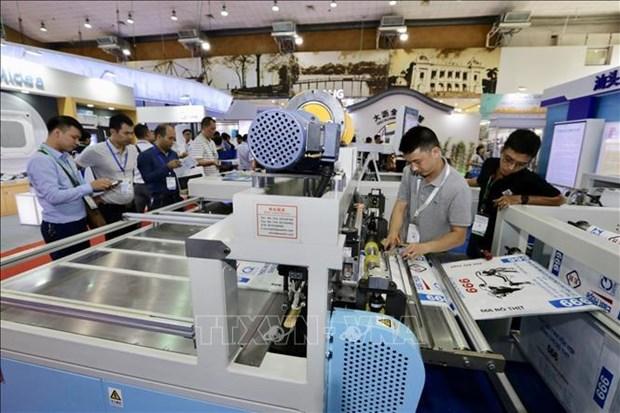Le Forum de cooperation commerciale et d'investissement Vietnam-Guangdong hinh anh 1