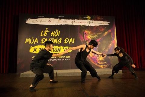 Le 10e festival de danse contemporaine internationale XPosition O au Vietnam hinh anh 1