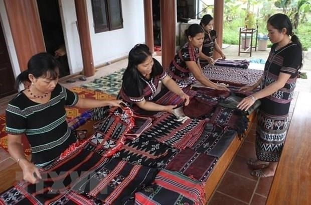 Dak Lak mene a bien la campagne de l'edification de la Nouvelle ruralite hinh anh 1
