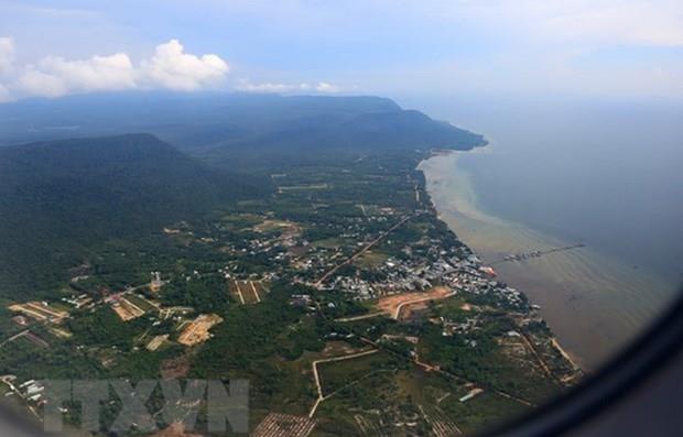 Kien Giang affirme le role de fer de lance du secteur economique hinh anh 1