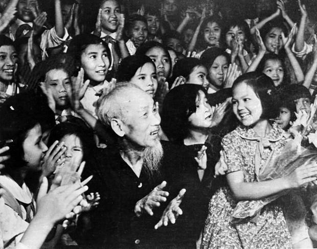 Testament du President Ho Chi Minh: valeur historique et signification pour la revolution hinh anh 3