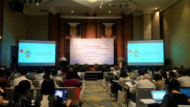 Un vice-ministre de l'Education partage la vision de l'education au Vietnam hinh anh 3