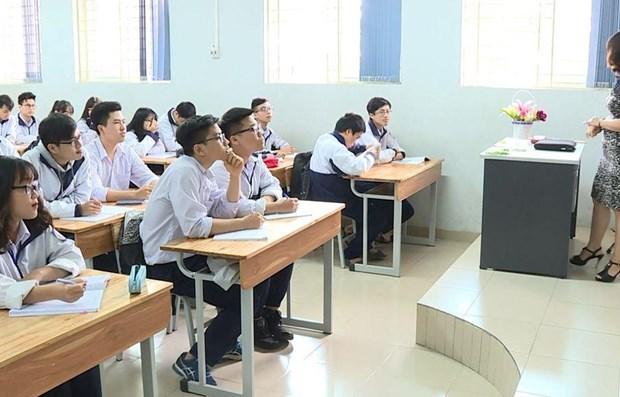 Un vice-ministre de l'Education partage la vision de l'education au Vietnam hinh anh 1