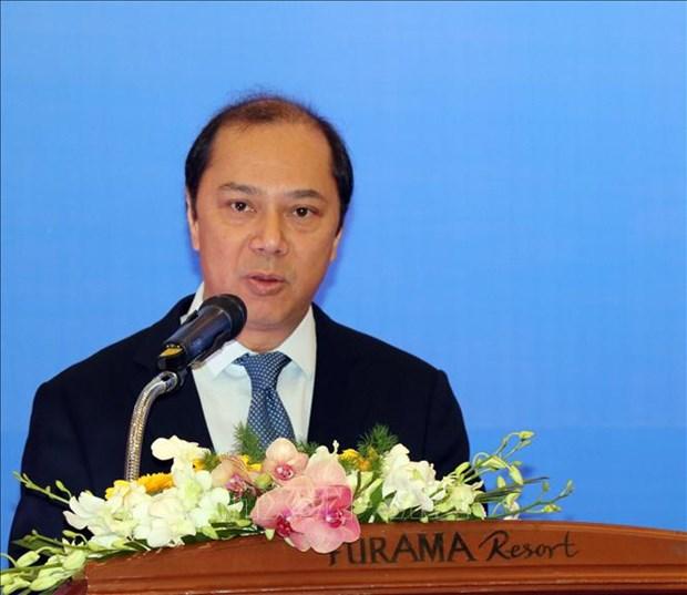 Le 7e Forum maritime de l'ASEAN elargi a Da Nang hinh anh 1