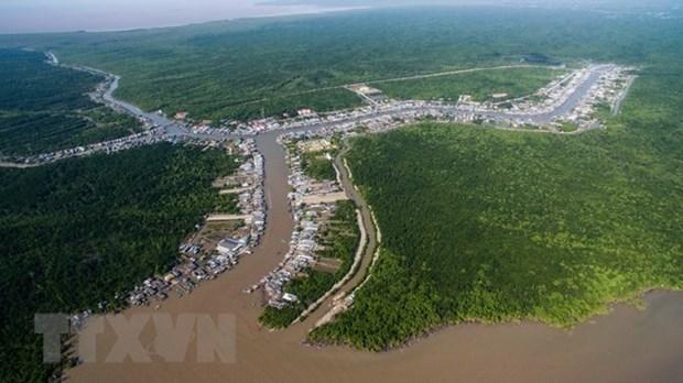 Le tourisme de Ca Mau vise a devenir un secteur economique cle hinh anh 1