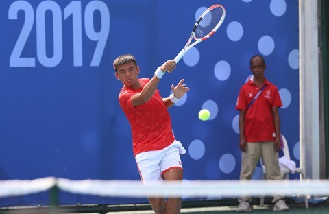 Le miracle du tennis vietnamien hinh anh 1