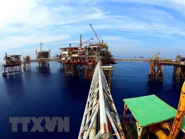 Petrole : Vietsovpetro vise un chiffre d'affaires de 1,38 milliards de dollars en 2020 hinh anh 1