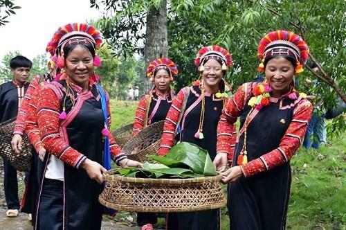 Le Nouvel an traditionnel des La Hu hinh anh 1