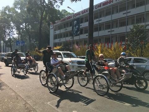 Ho Chi Minh-Ville vise les 10 millions de touristes etrangers hinh anh 1
